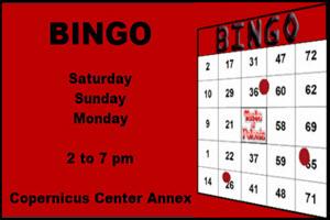 Bingo - Taste of Polonia Festival