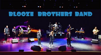 Blooze Brothers Band, music festival, 40's music, Top 10 music, Swing music, Motown music, Soul music, R&B music, Classic Rock music, Taste of Polonia Festival, 2019-08-31, Chicago music festivals, Labor Day Festivals, Chicago summer festivals 2019, Polish Fest Chicago