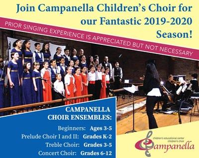 Campanella Children's Choir
