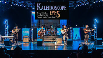 Kaleidoscope Eyes Band