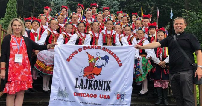 Taste of Polonia Festival Chicago, Labor Day festival, live music festivals in Chicago, live bands in Chicago, Polish fest in Chicago, live classic rock music, live polka music, live 80s music, live 60s music, Lajkonik Polish Song & Dance Ensemble, Polish folk dancing