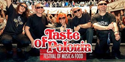 Lombard, Polish Fest, polskie imprezy, Taste of Polonia Festival Chicago, Wydarzenia, Zespół Lombard
