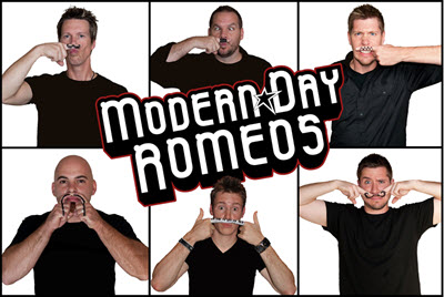 Modern Day Romeos Band, Motown, Classic Rock, 80s, 90s, Top hits