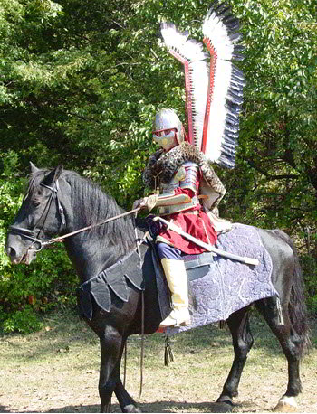 Polish Winged Hussar, Taste of Polonia Festival, Mike Sieczkowski