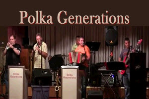 Polka Generations at Taste of Polonia Fest