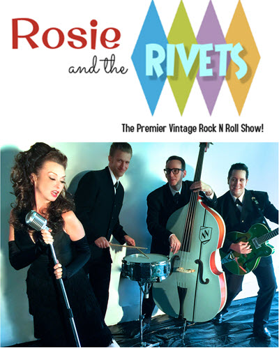Rosie & the Rivets Band