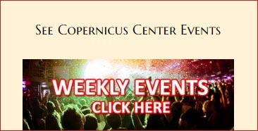 Copernicus Center Events