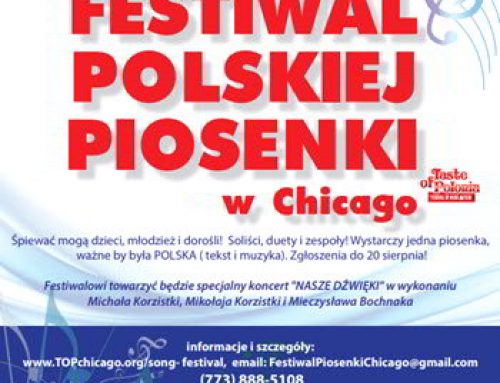 Wawel Dance Group At Taste Of Polonia Festival 2014