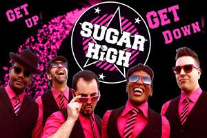 Sugar High Band at Jefferson Park ToP Festival