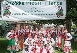 Szkółka Pieśni i Tańca przy ZPPA