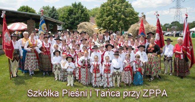 Szkółka Pieśni i Tańca przy ZPPA social