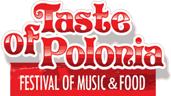Taste of Polonia Festival – Chicago Music Fest  Logo