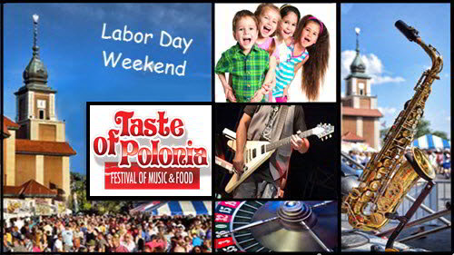 Taste of Polonia Festival - 4 Days of Live Music