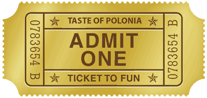 Taste of Polonia Festival ticket