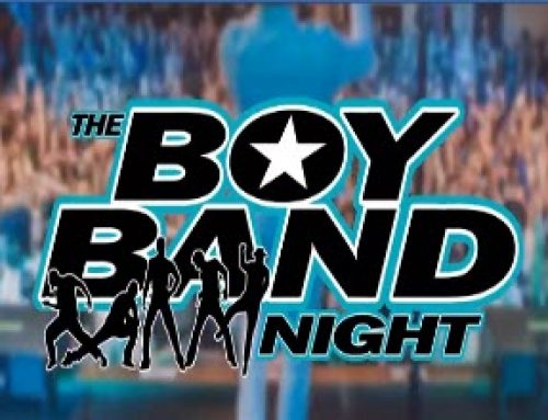 The Boy Band Night