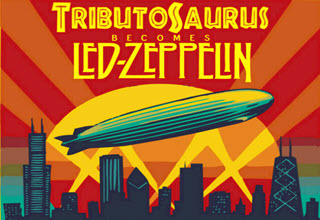 Tributosaurus-Led Zeppelin