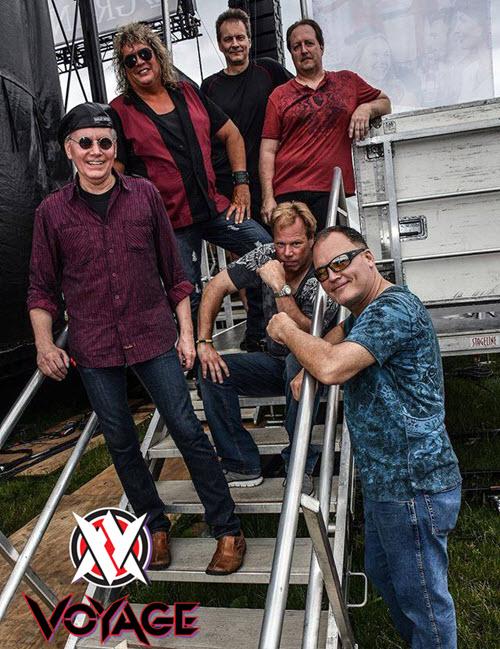 Voyage Band - Taste of Polonia Festival - Chicago - 2016