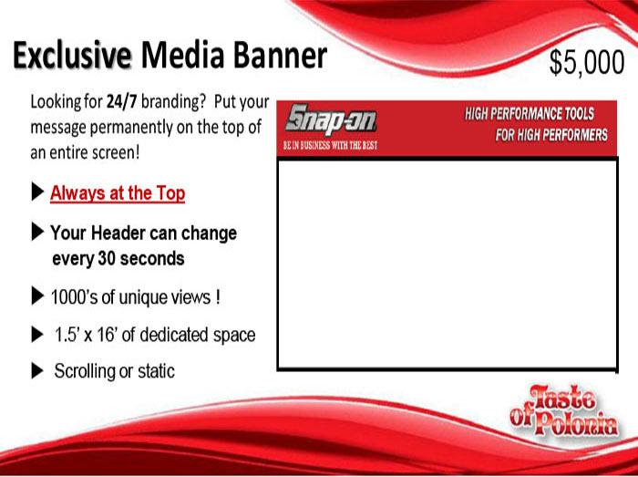 exclusive media banner chicago jumbotron signs