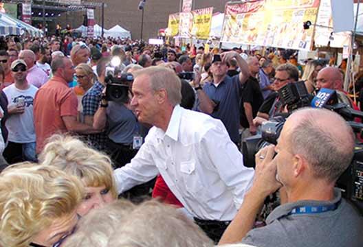 governor rauner taste of polonia