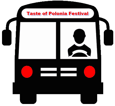 Taste of Polonia Festival, free festival parking, free music festival parking, top shuttle bus