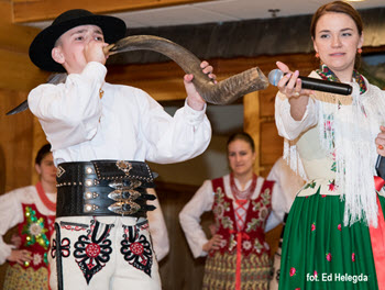 Highlander Day at Taste of Polonia Festival